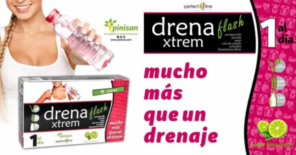 Drenaxtrem flash